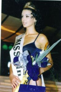 Ana-Mirjana Račanović Miss BiH za 2001. godinu