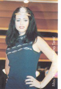 Elma Terzić Miss BiH za 1997. godinu