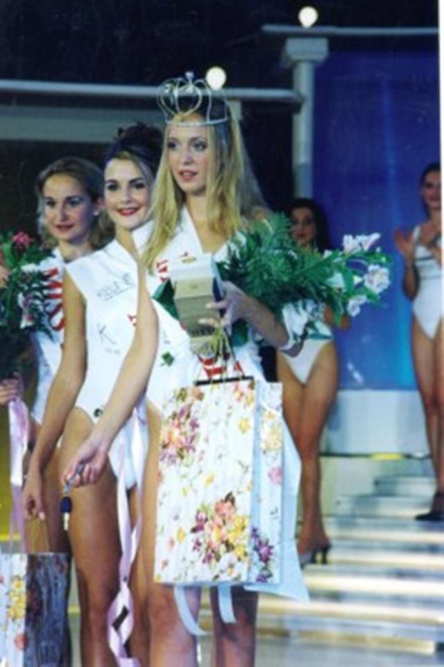 Miss BiH za 2000 godinu je Jasmina Mahmutović