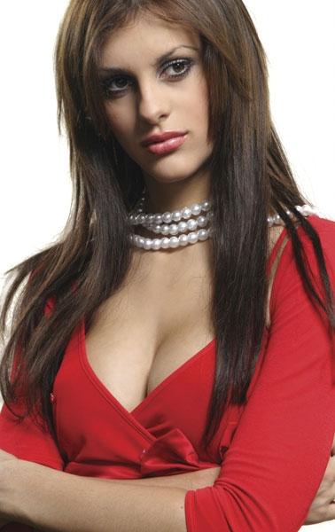 Azra Gazdić Miss BiH za 2006. godinu