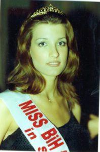 Samra Begović Miss BiH za 1999. godinu