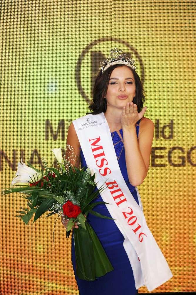 Miss BiH za 2016 je Halida Krajišnik