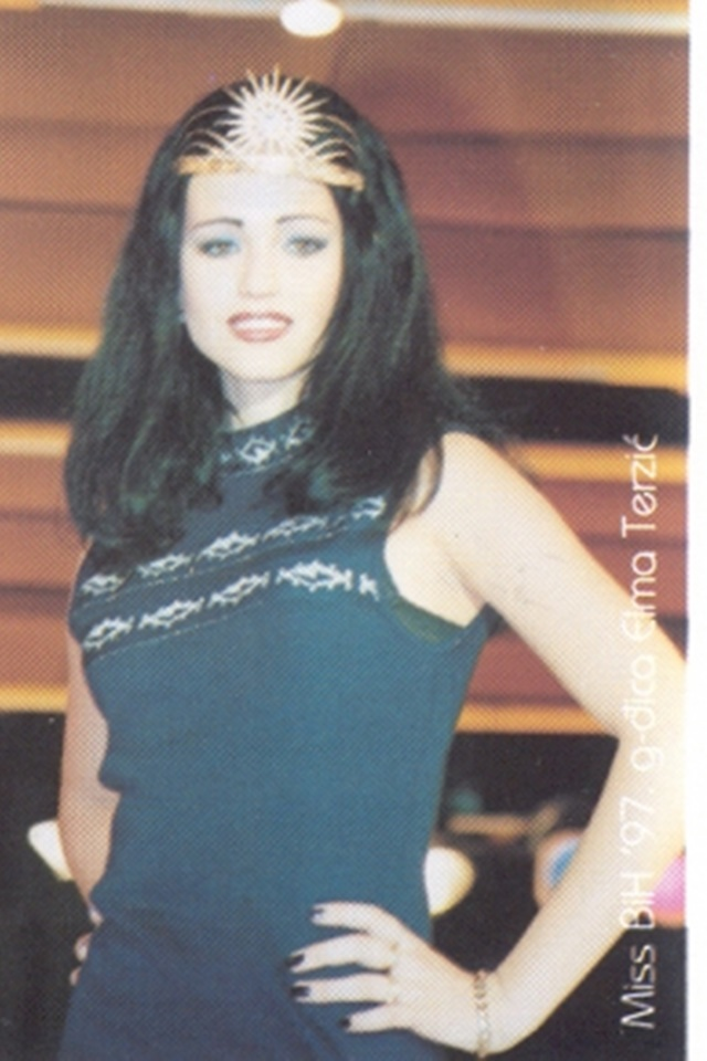 Miss BiH za 1997 godinu je Elma Terzić